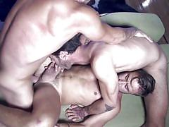 Three's company, four is an orgy