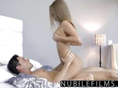 blonde, hardcore, for women, nubilefilms, young, tight, big cock, romantic sex, doggystyle, hard fast fuck, small tits, natural tits, skinny, riding, shaved, blowjob, deepthroat, cumshot, jill kassidy