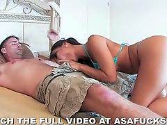 Hot asian asa akira loves rough sex