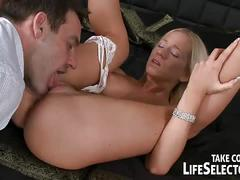big tits, blonde, brunette, threesome, hardcore, uniform,