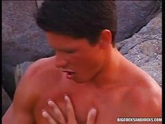 Fabrice felder jerking from big cocks and jocks