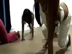 Desperate black housewives
