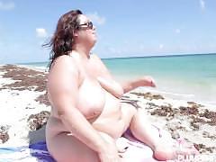 bbw, plumperpass, chubby, mature, latina, plump, plumper, boobs, busty, brunette, big-boobs, big-ass, outside, public, dick-sucking, bbc, interracial