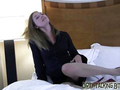 Take out your cock and jerk it to me joi