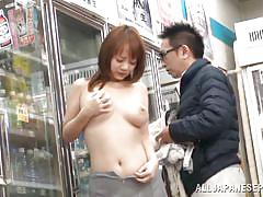 asian, public masturbation, exhibitionist, undressing, censored, pussy fingering, japanese babe, japanese flashers, all japanese pass, tsubasa arai
