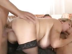 stockings, blowjobs, big butts, big boobs, threesomes