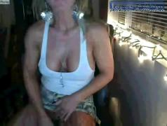 Milf on webcam part 2
