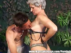 amateur, mature, milf, momswithboys, old, mom, mother, granny, blowjob, cumshot, facial, european, old-woman-young-boy, grey-hair, raw, landing-strip, pussy-eating