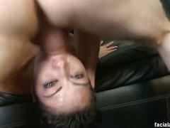 big tits, blowjob, brunette, pornstars, hd, big natural tits, black hair, blowbang, busty, deepthroat, face fucking, gagging, humiliation, pornstar