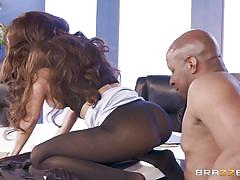 Alexis takes the prince's rod of punishment