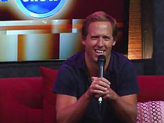 Nat faxon on playboy morning show @ season 1 ep. 543