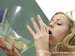small tits, blonde, pissing, babe, solo, slim, masturbation, bowl, piss play, wet and pissy, puffy network, sicilia