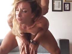 blonde, blowjob, doggystyle, small, young, deepthroat, big-ass, couple, cougar, big-cock, big-butt