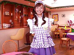 More than just omurice at the maid cafe
