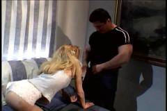 Slender milf gets banged hard.