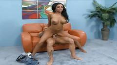 Priya rai squirts as she rides a big cock