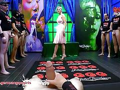Babe ria sunn gets her holes filled with cock ggg