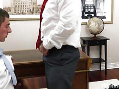Mormon leader ass fuck a cute twink