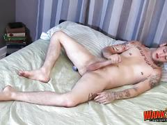 Mishka voxx blows a load