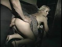 Very cute european sluts getting banged hard