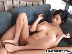 amateur, asian, big tits, brunette, hardcore,