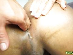 Brazilian shemale mara lopez fucked bareback