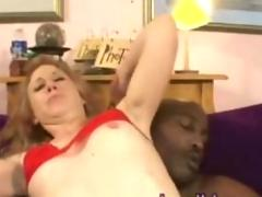 Chloe  white wife 2black cock fucking her part 3