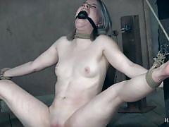 Bambi belle gets a pleasuring torture