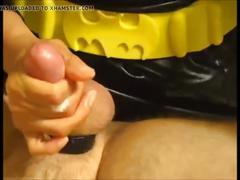 Von batgirl in den arsch gefickt