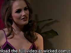 Gorgeous escort tori black fucks her boss hard