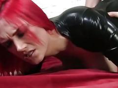 Big busty girl fucked