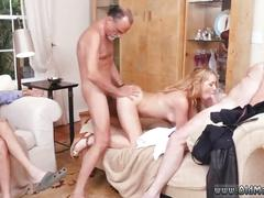 Old milf teacher hd frannkie and the gang tag team a door to door
