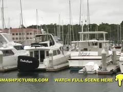 Horny house boat sex adventure allie haze