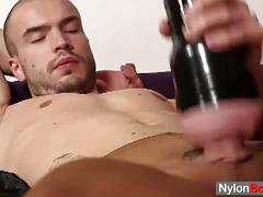 twinks, bdsm & fetish, solo, jerking,
