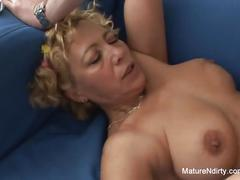 big tits, blonde, hardcore, mature, maturendirty, european, granny, missionary, cumshot, natural-tits, blowjob, czech, fishnet, cock-sucking, trimmed