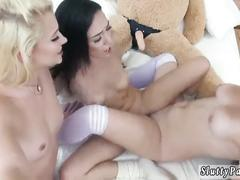Pals become best xxx the chicks all took turns gargling it and even