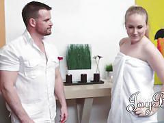 Joybear sensual shiatsu massage
