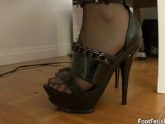 Zoe voss foot fetish