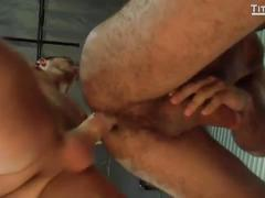 Gay bikers kris anderson piss on alessio romero.