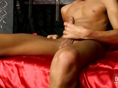 Malachy luciano moans with every beating