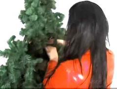Christmas tree bondage