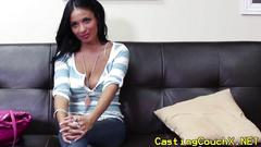 Casting couch x latina gets ass fucked so hard