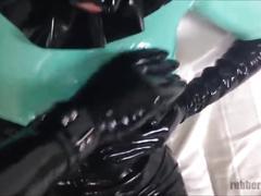 Pov blowjob in from jade rubberdoll