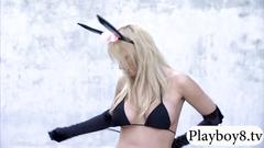Playboy has a reality show where nasty stuff happens
