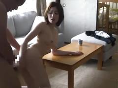 �乳��れブラ脱���倫sex�挑むユウカ