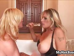 Recognize that big tittie milf oiling down nikita