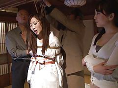 japanese, domination, busty, dildo, milfs, tied up, japanese group, nipples squeezing, rope bondage, milfs in japan, erito, yu kawakami
