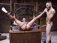 Pleasure and pain abound in the dungeon