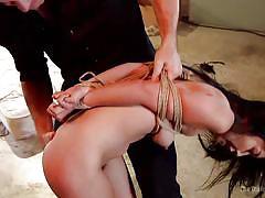 Slave training of marica hase