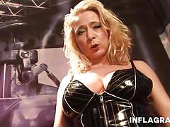 German mature dominatrix